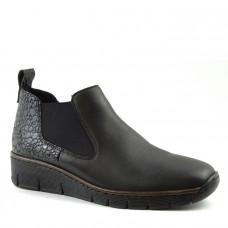 Rieker cipő Rieker cipő 0 Schwarz