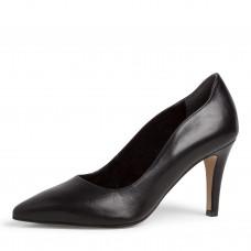 Tamaris cipő női Őszi-tavaszi Black leather