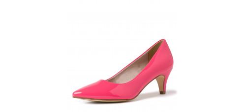 Tamaris cipő női Őszi-tavaszi Coral patent