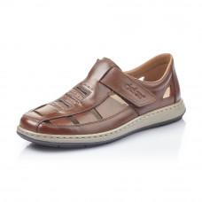 Rieker ffi cipő  Brown