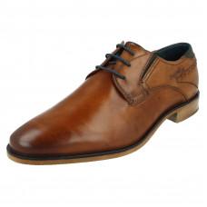 Bugatti cipő - 6300 cognac