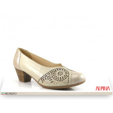 Alpina pumps Ocean