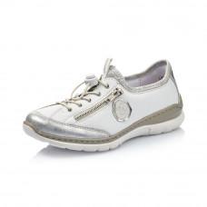 Rieker női cipő Őszi-tavaszi Weiss kombi