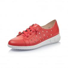 Rieker női cipő Nyári Rot