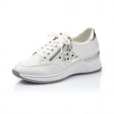 Rieker női cipő Őszi-tavaszi Weiss